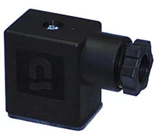Norgren 54934-08 Valve Solenoid Connector, Lighted, 12 24 48 Volt, w/Indicator