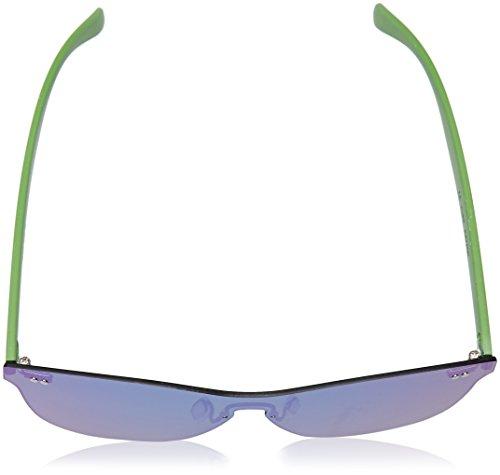 Paloalto Sunglasses P24.7 Lunette de Soleil Mixte Adulte, Vert