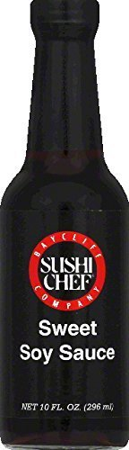 (Sushi Chef Sweet Soy Sauce, 10 Fluid Ounce -- 6 per case. by Sushi Chef)