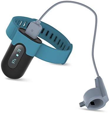 Monitor de sueño con vibración, monitor de sueño completo de la noche de oxígeno del sueño, frecuencia cardíaca con Bluetooth, notificación de aplicación y PC para smartphone y ordenador