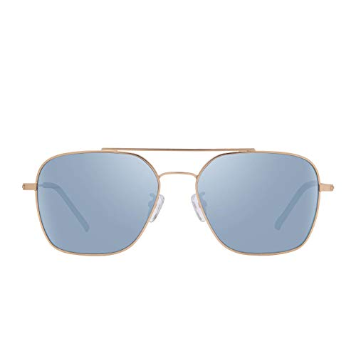 DIFF Eyewear – Ace – Designer Quality Charitable Aviator Sunglasses [Polarized]