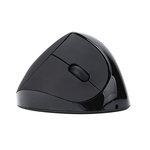 Cobra Mini Cycles (Wired Ergonomic Vertical Optical 3D 5 Buttons 1200 DPI USB Mouse Wrist Healing Computer Mouse)