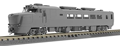 [해외] TOMIX N게이지 기하81  82 계특급 넘기고  증결 세트B 3냥 98313 철도 모형 디젤 카