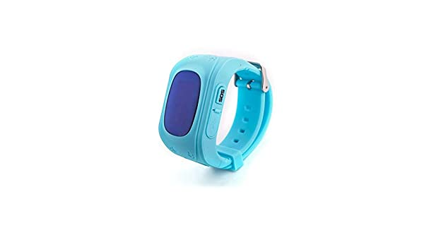 Greentiger Q50 Smart Reloj podómetro SOS para niños Inteligente de ...
