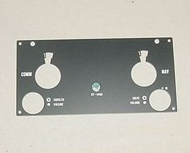 Arc Cessna Aircraft - NEW!! Cessna Aircraft ARC RT-540A Nav Comm Faceplate