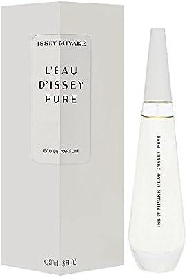 Issey miyake - Eau de parfum mujer leau dissey pure 90 ml ...
