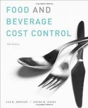 food and beverage cost control - 3