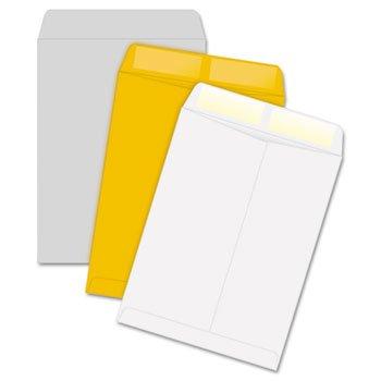 Quality Park Catalog Envelope, 9 x 12, Light Brown, 100/Box