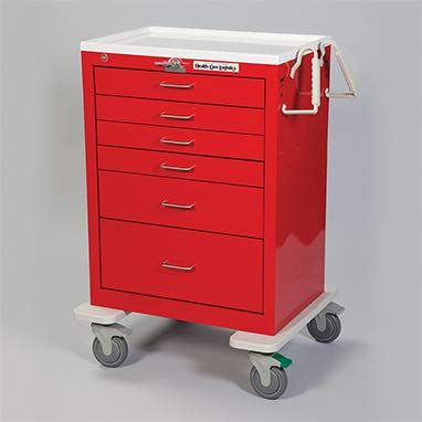Divine Medical Waterloo Uni-Cart Emergency Cart
