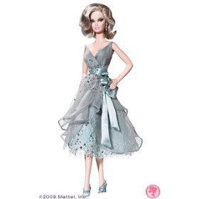 Splash of Silver Barbie Doll Robert Best Fan Club Exclusivve (Barbie Fan Club)