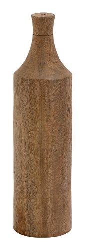 Deco79 Wood Mango Wood Turning, 4