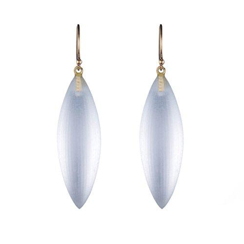 Alexis Bittar Women's Silver Drop Earrings