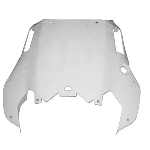- ZXMOTO Motorcycle Front Lower Tail Fairing Cowl For YAMAHA YZF R6 2008-2013 (Unpainted)