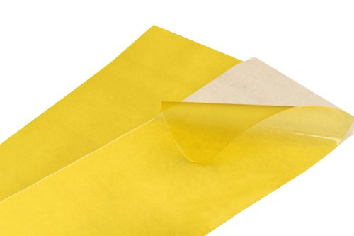 Two 4' x 8' Universal Film Covers (Color : YELLOW ) Lamin-x