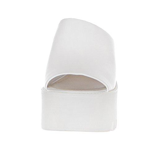le Sandali donne Smith per Windsor Bianco ftwTxq00