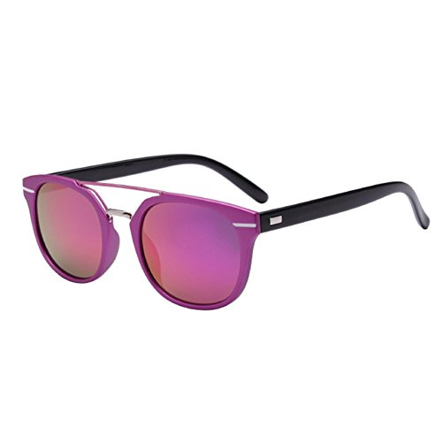 O-C Women's Classical&Fashion Wayfarer metal big frame aviator - Hottest 2015 Sunglasses