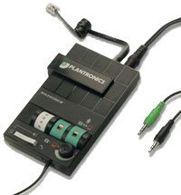 PLNCATMX10 - MX-10 Headset Switcher Multimedia (Plantronics Mx10 Switcher Multimedia Amplifier)