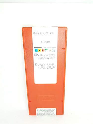 Sandvik RCKT 2006M0-PM Hartmetall-Einsätze, 4230, runde Frässpitzen, #SA1, 4 Stück