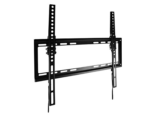 Abacus24-7 Tilt TV Wall Mount [Tilting Bracket] for VIZIO E32-C1 D32h-C0 M43-C1 M49-C1 E50-C1 M55-C2 E65-C3 D39h-C0 - Smart LED LCD HDTV Mount (32-39-40-43-48-49-50-55-60-65 inch, 77 lbs) Television