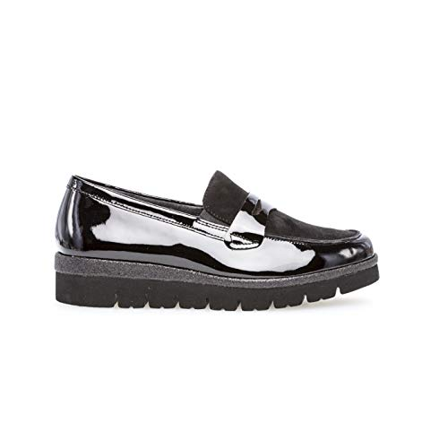 92 Boston Noir Gabor Loafer 544 qBwBOA