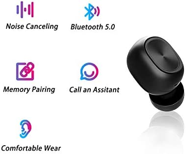 Bluetooth Headphones, 10 Hrs Playtime, Wireless Headphones with Neckband, Built-in HD Mic, IPX5 Waterproof Running Headphones, Magnetic HD Stereo Bluetooth Wireless Earphones for Workout Rose Gold