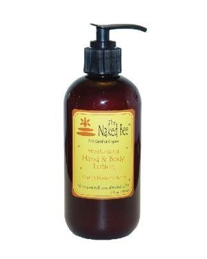 The Naked Bee Orange Blossom Honey Hand & Body Lotion, 8 oz, by The Naked - Store Blossom Orange