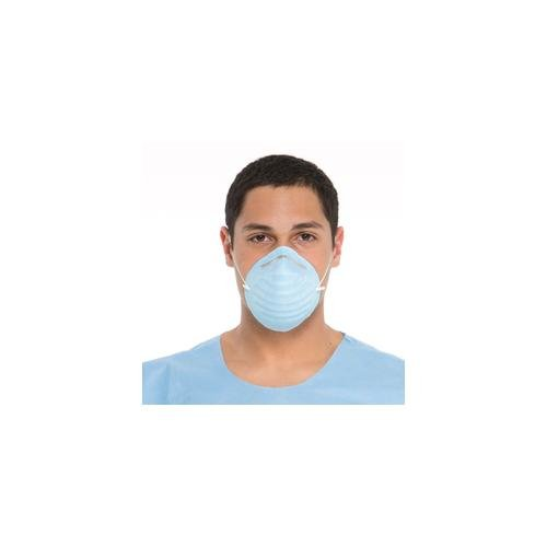 Kimberly-Clark 152 Blue Rubber Standard Cone Masks (Pack of 300)