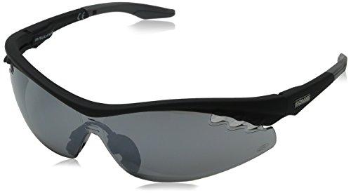 Rawlings 2 Sunglasses, Black, Smoke Mirror