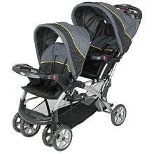 Sonic Sit N Stand Double Stroller