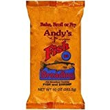 Andys Red Fish Breading