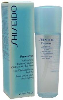 (Unisex Shiseido Pureness Refreshing Cleansing Water Oil-Free 5 oz 1 pcs sku# 1756977MA)