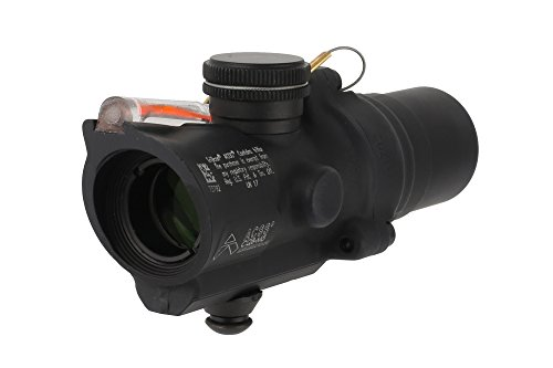 Trijicon ACOG 1.5x16S Low Compact Scope with Dual Illuminated ACSS CQB-M5 Reticle - Red Illumination