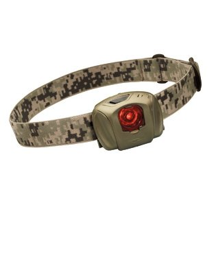 Princeton Tec EOS Tactical 4 Mode LED 45 lumens Waterproof Light, Olive
