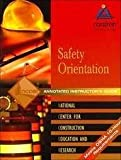 Safety Orientation 10-Hour Pocket AIG, 2004 Revision, NCCER Staff, 0131636138