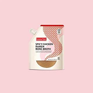 product image for Nona Lim Gluten Free & Dairy Free Bone Broth Pouches 20 ounces (Pack of 6) (Spicy Chicken Ramen)