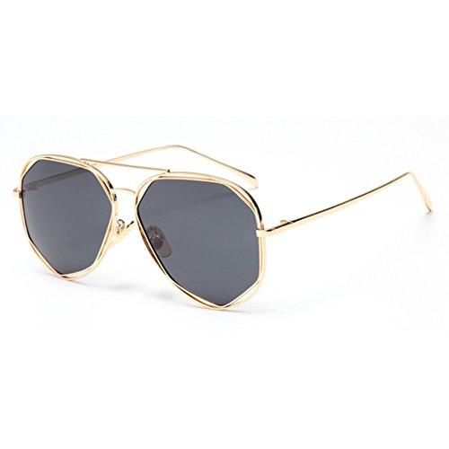 CUSHAPE ASG800050C5 Fashionable PC Lens Fashion Metal Frames - Price Glasses Mykita