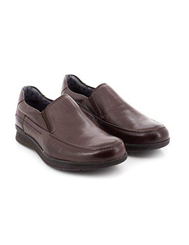 Retail 9821 Cordones Zapatos Spain sin ES Hombre Marrã³n Fluchos dqRf1Bd