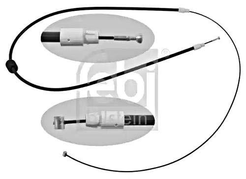 Parking Brake Cable Front FEBI For MERCEDES Viano Vito Mixto 6394202985