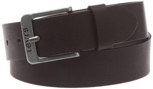 Levi's Free, Cinturón Unisex adulto, Negro (Black), 105 cm (Talla del fabricante: 105)