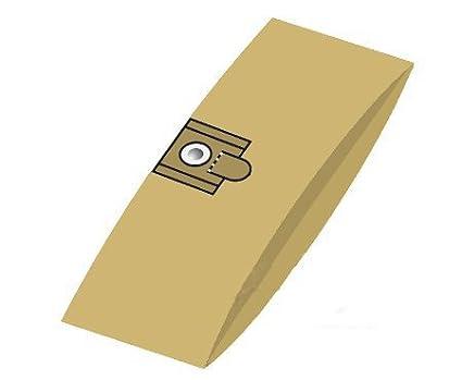 Säcke 15 Staubbeutel für Kärcher WD 5.400 Staubsaugerbeutel Filtersack Filter