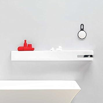 Radiateur électrique de salle de bain Surf horizontale avec ...