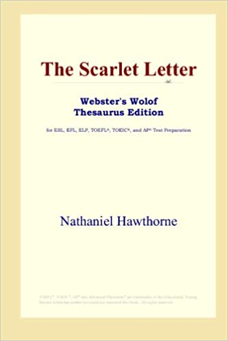 The Scarlet Letter (Webster's Wolof Thesaurus Edition)