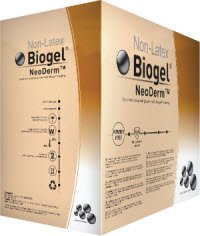 Biogel Neoderm Glove PF LF Stl Size 7 50/Bx, Molnlycke Healthcare (Regent) (42970) by Direct Inc