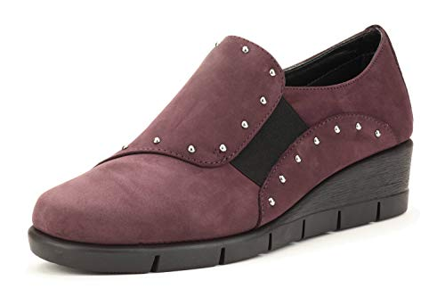 Flexx Femme Studs For The Chaussure Run Bordeaux dwqxCX7