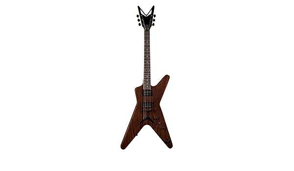 Dean Guitars MLXM - Guitarra eléctrica, color natural: Amazon.es: Instrumentos musicales