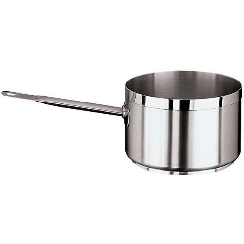 Paderno World Cuisine ''Grand Gourmet'' Stainless-steel 16-1/2-Quart Sauce Pan (with loop handle) by Paderno World Cuisine