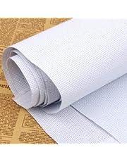 Aida Cloth 40x40cm Aida Cloth 18ct 28ct 40ct 25ct 22ct Cross Stitch Fabric Canvas 40ct Has Defect Point DIY Handcraft Supplies Stitching