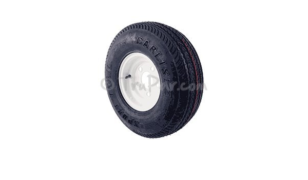 Details about  /NEW TAYLOR DUNN 13-742-13 CARLISLE 5.70-8 SPORT TRAIL TIRE AND 5 LUG RIM LOAD C