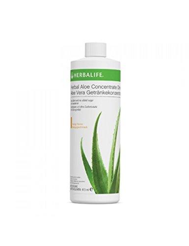 Herbalife Herbal Aloe Alcool (concentré) 16 oz - Nouveau Mango Flavor!