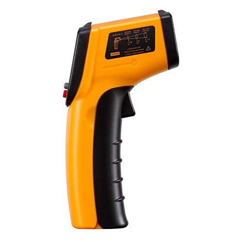 USA_Best_Seller Temp Meter Temperature Gun Non-Contact Digital Laser IR Infrared Thermometer